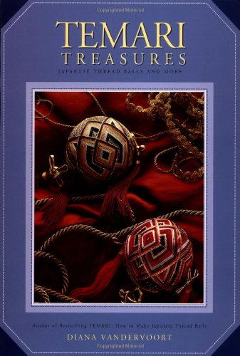9780870409837: Temari Treasures: Japanese Thread Balls and More