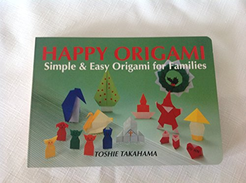 9780870409868: Happy Origami: Simple and Easy Origami for Families