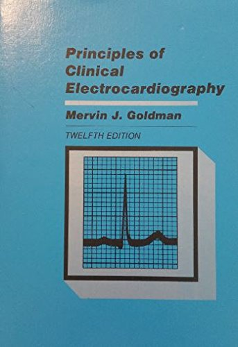 9780870410840: Principles of Clinical Electrocardiography