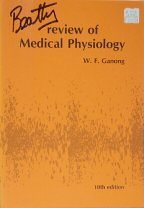 9780870411366: REVIEW OF MEDICAL PHYSIOLOGY.