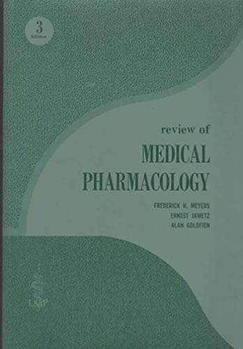 9780870411526: Review of Medical Pharmacology