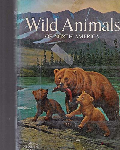 9780870440205: Wild Animals of North America
