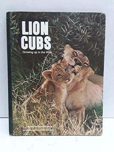 9780870441219: Lion Cubs Growing up in the Wild (Books for Young Explorers)