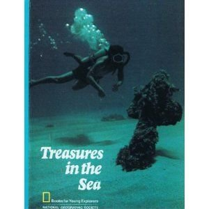 9780870441226: Treasures in the Sea (Books for Young Explorers)