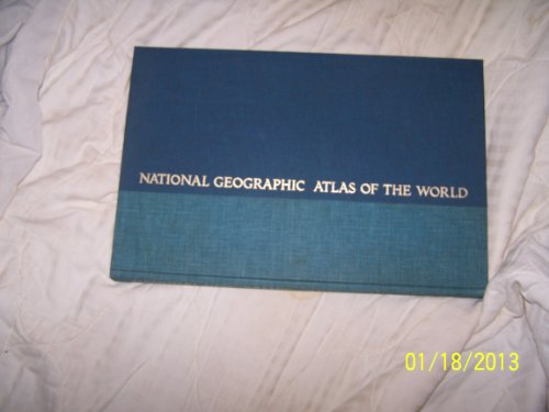 9780870441370: National Geographic Atlas Of The World