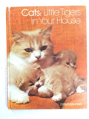 Cats - Little Tigers in Your Home (Books for Young Explorers): Bridge, Linda McCarter