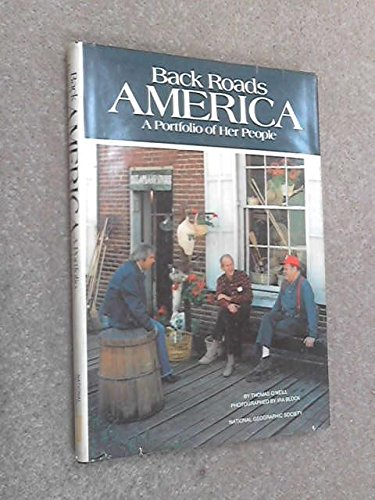 9780870442872: Back Roads America: A Portfolio of Her People