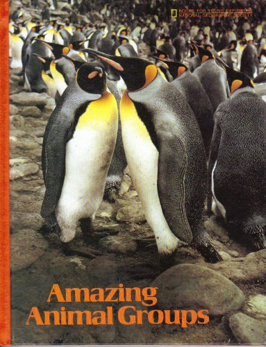 9780870444074: Amazing Animal Groups (Books for Young Explorers)