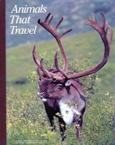 Animals That Travel Set 9, No. 1: Jennifer C. Urquhart