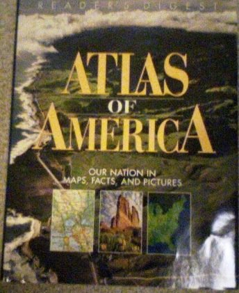 9780870446054: Atlas of North America ([ACSM Map Design Competition Collection)