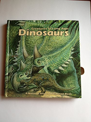 9780870447235: Dinosaurs (Creatures of Long Ago) (A Pop-Up Book)
