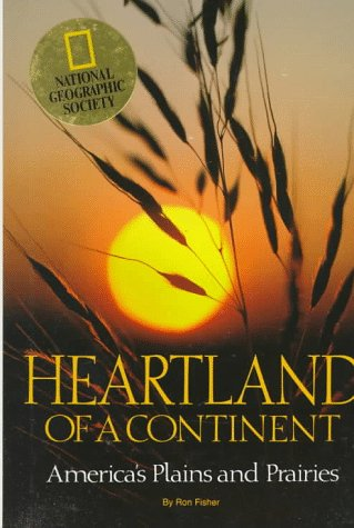 9780870448300: Heartland of a Continent: America's Plains and Prairies