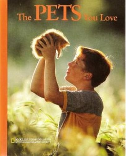 The pets you love (Books for young: Urquhart, Jennifer C