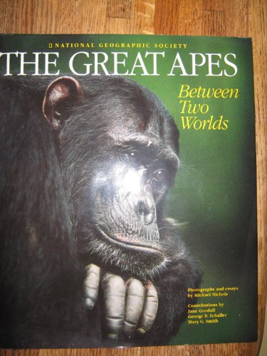 9780870449475: The Great Apes: Between Two Worlds
