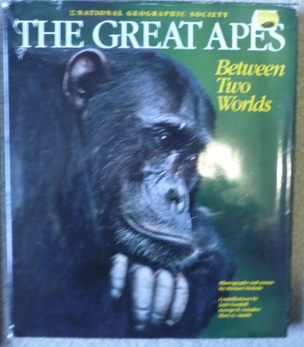 9780870449482: The Great Apes: Between Two Worlds