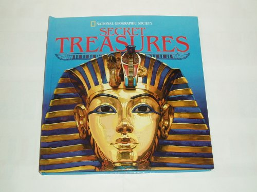 Secret Treasures, A National Geographic Action Book