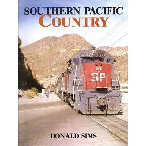 9780870460821: SOUTHERN PACIFIC COUNTRY.