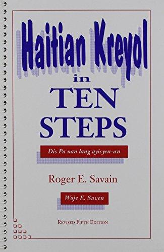 9780870471155: Haitian Kreyol in Ten Steps