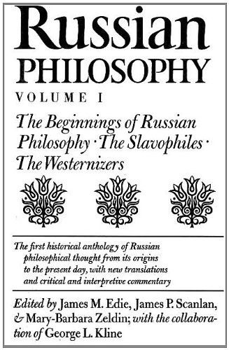 9780870492006: Russian Philosophy, Vol. 1