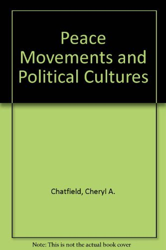 9780870495762: Peace Movements and Political Cultures