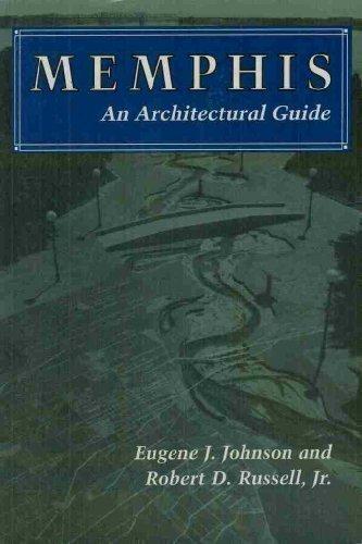 9780870496547: Memphis: An Architectural Guide