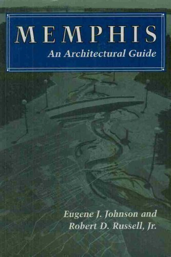 9780870496547: Memphis: An Architectural Guide
