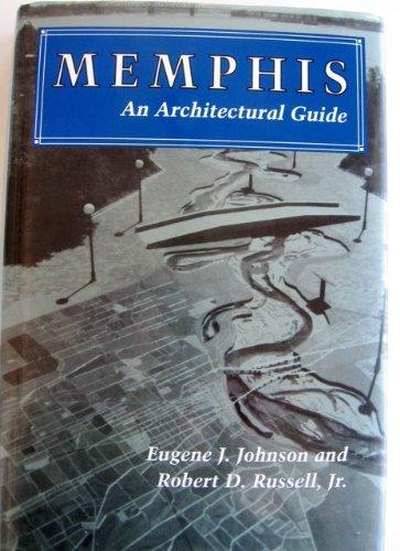 9780870496554: Memphis: An Architectural Guide