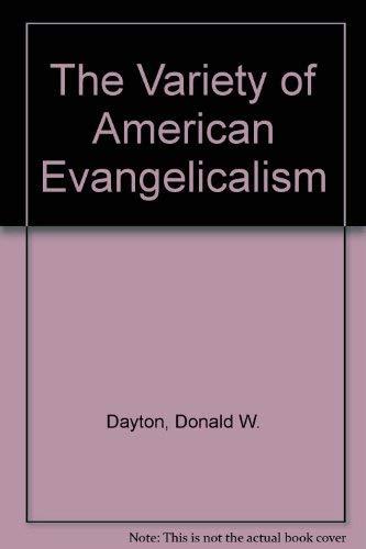 9780870496592: The Variety of American Evangelicalism