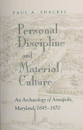 Personal Discipline Material: Material Culture