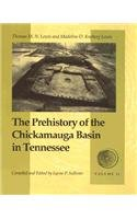 9780870498640: The Prehistory of the Chickamauga Basin in Tennessee, Vol. 2