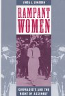 9780870499869: Rampant Women: Suffragists and the Right of Assembly