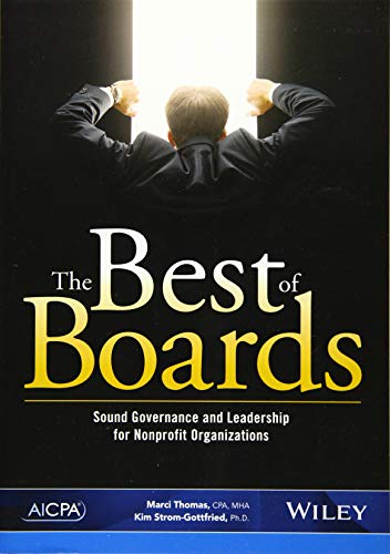 9780870519659: The Best of Boards: Sound Governance and Leadership for Nonprofit Organizations