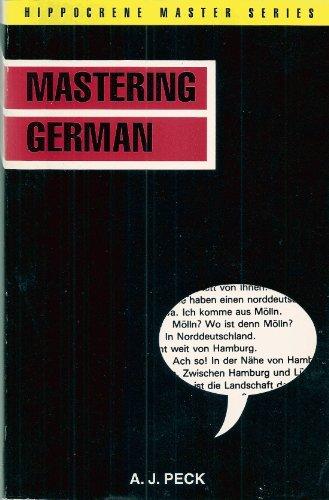 9780870520563: Mastering German 1
