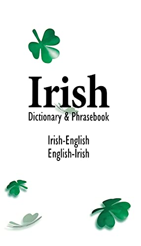 9780870521102: Irish-English English-Irish Dictionary & Phrasebook (Language Dictionaries Series)