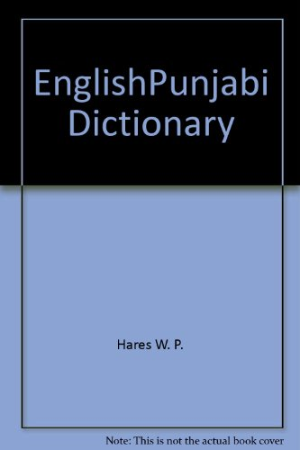 9780870522000: English\Punjabi Dictionary
