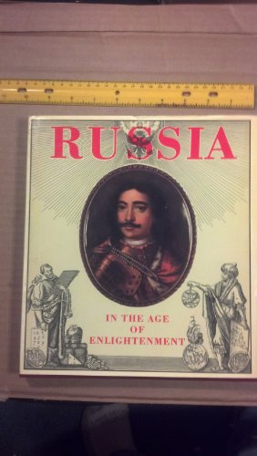 Russia in the Age of Enlightenment: Donnert, Erich