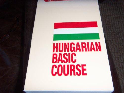 9780870528170: Hungarian Basic Course (Hippocrene Language Studies)