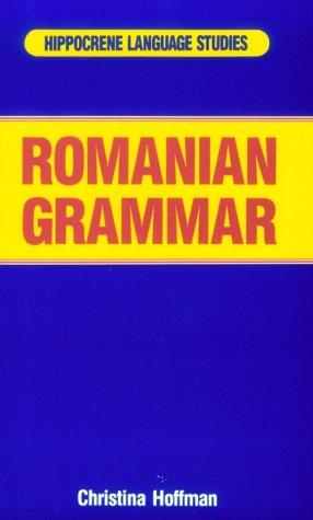 9780870528927: Roumanian Grammar (Hippocrene Language Studies)