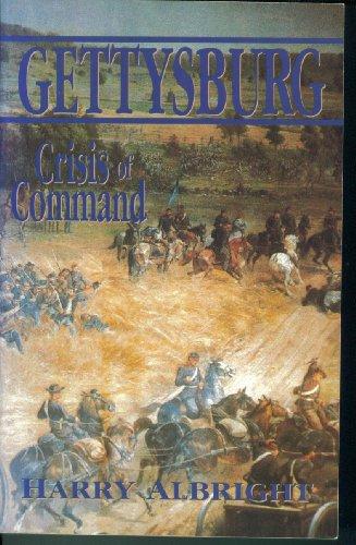 Gettysburg: Crisis of Command: Albright, Harry