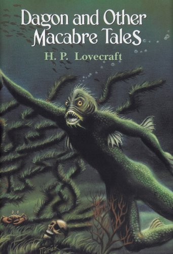 9780870540394: Dagon and Other Macabre Tales (Collected Lovecraft Fiction Series)