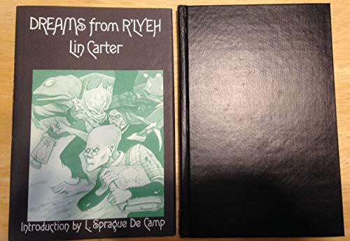DREAMS FROM R'LYEH: Carter, Lin.