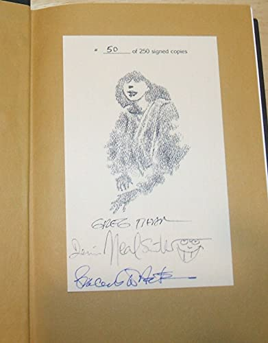 THE WIND FROM A BURNING WOMAN: Bear, Greg