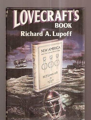 9780870541513: Lovecraft's Book