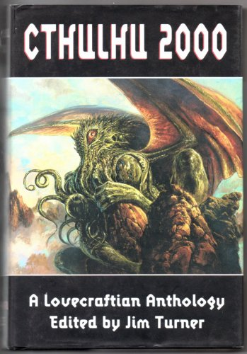 9780870541698: Cthulhu 2000: A Lovecraftian Anthology