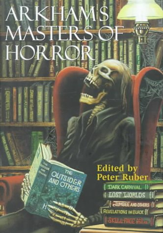 9780870541773: Arkham's Masters of Horror: A 60th Anniversary Anthology Retrospective of the First 30 Years of Arkham House
