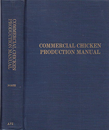 9780870551192: Commercial Chicken Production Manual