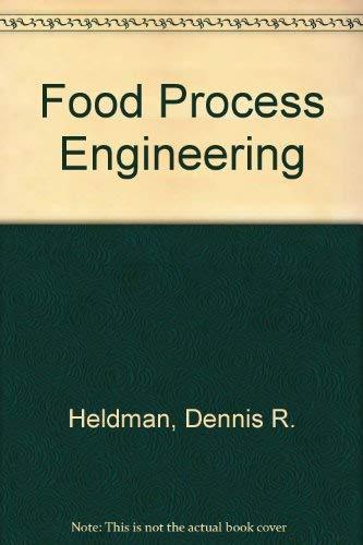 9780870551741: Food Process Engineering