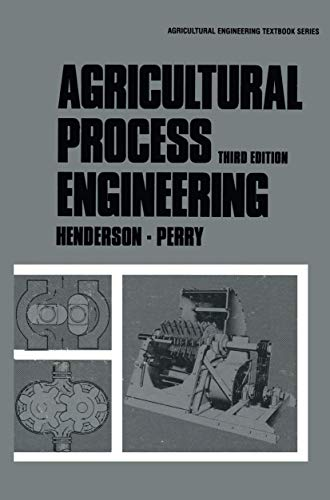 agricultural process engineering - AbeBooks