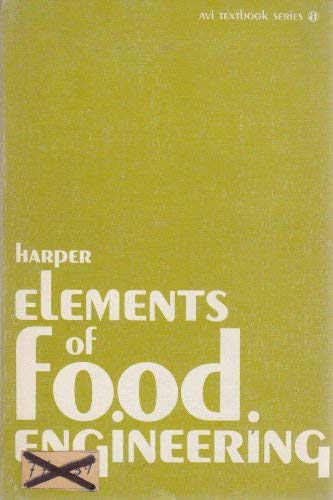 9780870552182: Elements of Food Engineering
