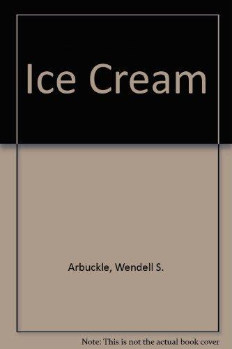 9780870552564: Ice Cream